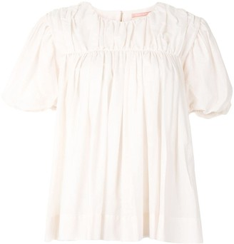 Maggie Marilyn No Turning Back cotton blouse