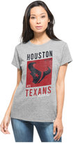 '47 Women's Houston Texans Hero T-Shirt
