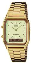 Casio Collection – Unisex Analogue/Digital Watch with Stainless Steel Bracelet – AQ-230GA-9DMQYES