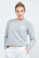 Spiritual Gangster Gypsy Soul Crop Sweatshirt