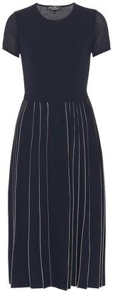 Salvatore Ferragamo Knit midi dress