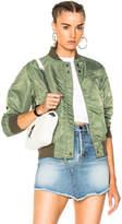 Engineered Garments Sateen Aviator Jacket