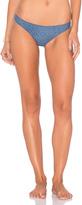 Pilyq Lazer Basic Teeny Bikini Bottom