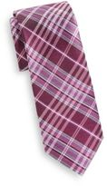 Fulton Silk Plaid Tie