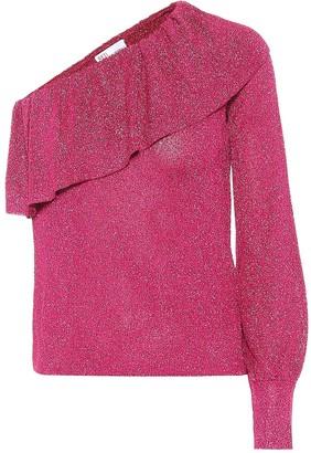 RED Valentino one-shoulder sweater