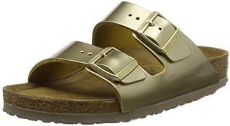 Birkenstock Women's Arizona SFB Open Toe Sandals,(39 EU)