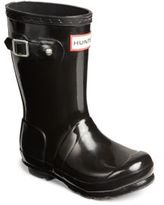 Hunter Kid's High Gloss Original Tall Rain Boots