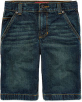 Arizona Denim Carpenter Shorts - Boys 8-20, Slim and Husky