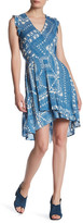 Plenty by Tracy Reese Print Surplice Dress