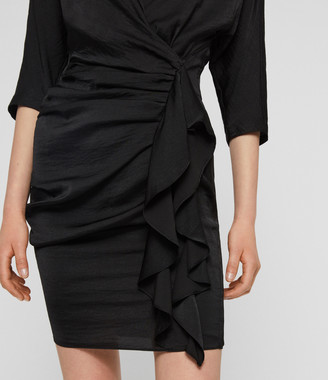 AllSaints Issey Dress
