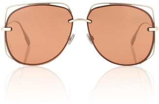Christian Dior DiorStellaire6 square sunglasses