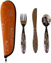 Fresh Baby My Plate Cutlery Set with Travel Case