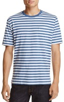 Brooks Brothers Striped Supima Cotton Pocket Tee