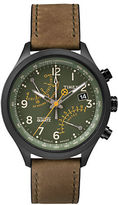 Timex Mens Intelligent Fly Back Chronograph Watch