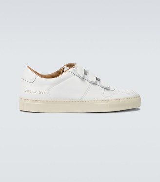 Common Projects BBall Low leather sneakers