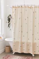 Urban Outfitters Tayla Shower Curtain