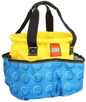 Lego Big Toy Bucket (Blue) Bags