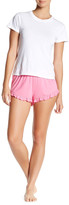 Betsey Johnson Ruffle Short