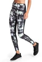 Gap GapFit Blackout Technology gFast print high rise leggings