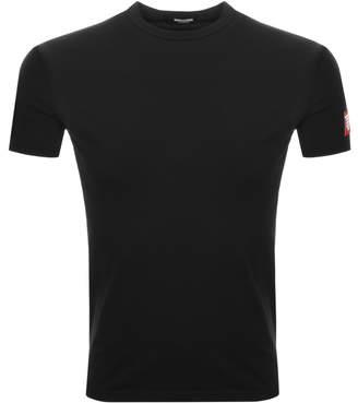 DSQUARED2 Crew Neck T Shirt Black