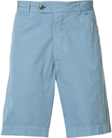 Officine Generale chino shorts - men - Cotton/Acetate - 31