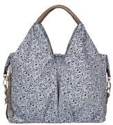 Lassig Infant 'Green Label - Neckline' Diaper Bag - Black