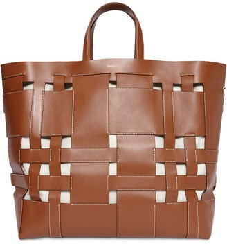 Burberry large Foster tote bag