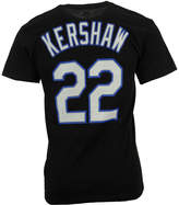Majestic Men's Clayton Kershaw Los Angeles Dodgers Player T-Shirt