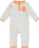 "Yoga Sprout Unisex Baby ""Giraffes"" Union Suit"