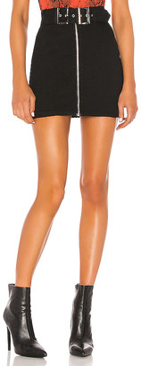 superdown Genevieve Mini Skirt. - size L (also