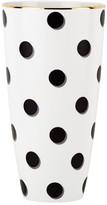 Kate Spade Daisy Place Dots Large Vase