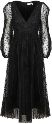 Zimmermann Lucky Pleated Ballet Dress