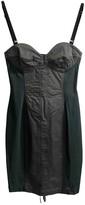 Jean Paul Gaultier Grey Cotton - elasthane Dresses
