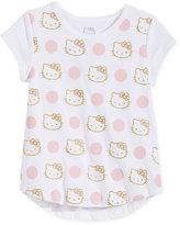 Hello Kitty Graphic-Print T-Shirt, Little Girls (2-6X) & Toddler Girls (2T-5T)