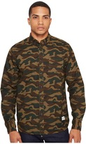 Penfield Gridley Camo Shirt Men's T Shirt