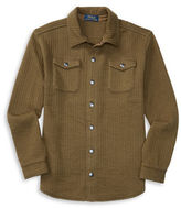 Ralph Lauren Boys 8-20 Quilted Shirt Jacket