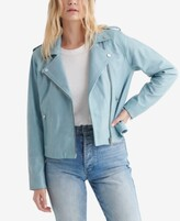 Thumbnail for your product : Lucky Brand Women's Classic Leather Moto Jacket