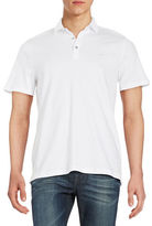Michael Kors Short Sleeve Cotton Polo