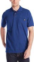 Dickies Men's Short-Sleeve Pique Pocket Polo Shirt