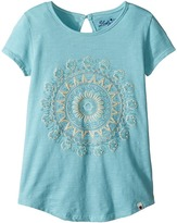 Lucky Brand Kids Peasant Tee with Graphic (Little Kids)