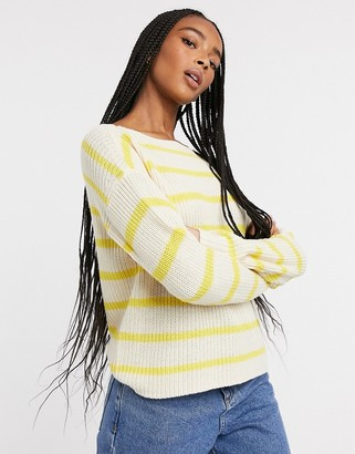 Only long sleeved knitted jumper