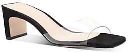 Schutz Women's Onoria Slip On High-Heel Sandals