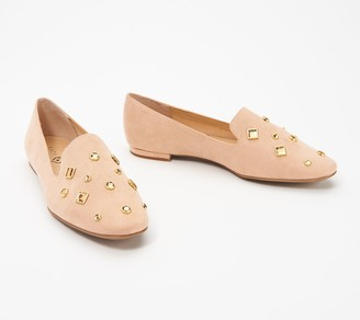 Katy Perry Embellished Loafers - The Turner