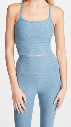 Beyond Yoga Spacedye Slim Racerback Cropped Tank