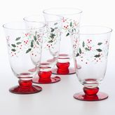 Pfaltzgraff Winterberry® 4-pc. Goblet Set