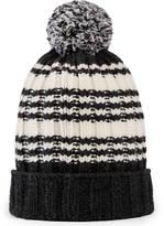 Gucci Children's striped wool hat
