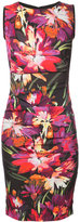 Nicole Miller floral print dress