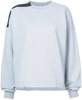 Rachel Comey zipped shoulder sweatshirt