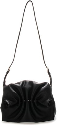 Valentino Ruffle Crossbody Bag