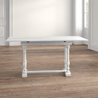 Lilian Extendable Dining Table Lark Manor